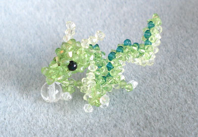 craftprojectideas.com - Butterfly Bead Pet